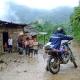 balade à moto au VIetnam dans la région de Sapa