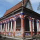 Pagode Khmer à Tra Vinh au sud Vietnam