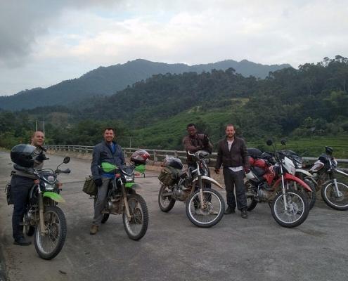 7 jours à moto au nord VIetnam