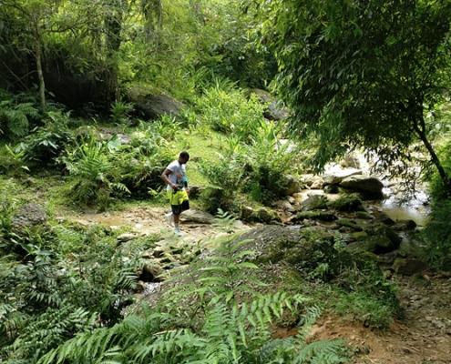 Balade à pied à Hoang Su Phi province de Ha Giang