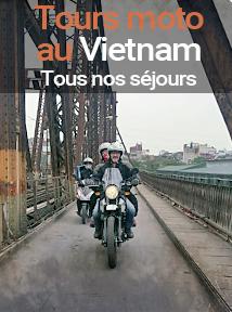 le Vietnam à moto par Carnets d'Asie