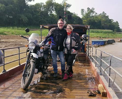 De Hanoi à Thac Ba, un voyage à moto au Vietnam