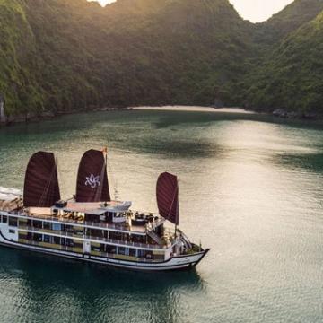 Croisière dans la baie de Lan Ha avec Orchid Cruise et Carnets d'Asie