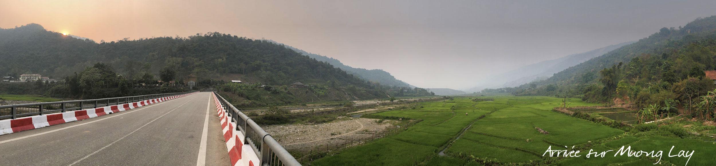 Le nord Vietnam à moto par Carnets d'Asie