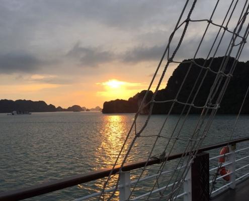 Avis croisière avec Carnets d'Asie