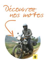 découvrez nos moto pour un voyage au Vietnam