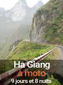 Circuits au Vietnam Ha Giang à moto