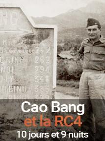cao bang et la rc4, voyage historique au Vietnam