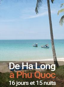 séjour balnéaire sur l'île de Phu Quoc de 16 jours et 15 nuits