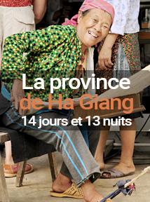 voyage dans la province de Ha Giang avec carnets d'asie