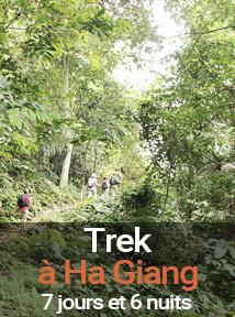 séjour trekking au Vietnam, 7 jours et 6 nuits dans la province de Ha Giang