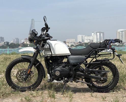 nos motos royal enfield himalayan au vietnam