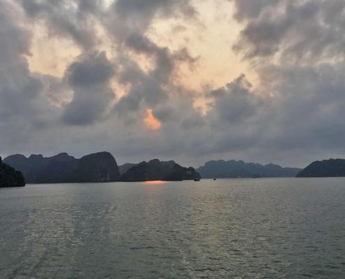 Voyage à Halong avec Carnets d'Asie
