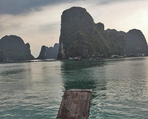 Témoignage croisière Halong avec Carnets d'Asie