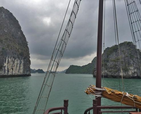 Avis croisière Halong avec Carnets d'Asie