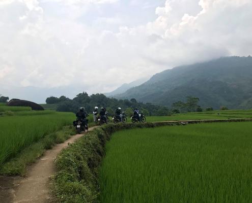 Avis voyage moto au Vietnam avec Carnets d'Asie