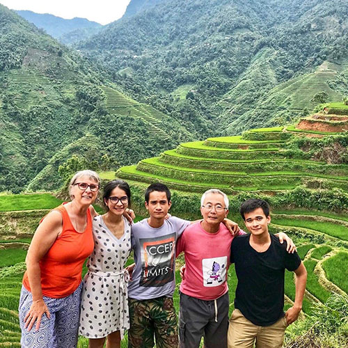 Avis Nicolas Voyage au Vietnam en famille