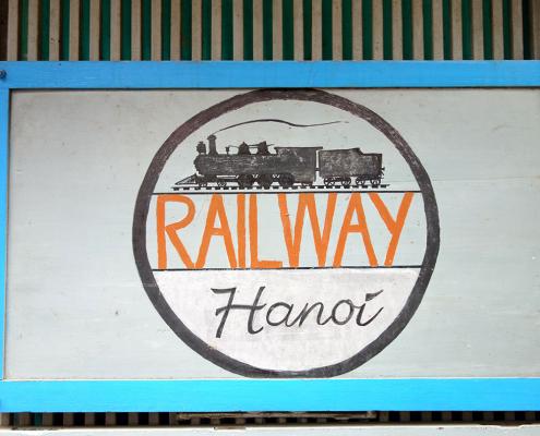 The Railway Café à Hanoi