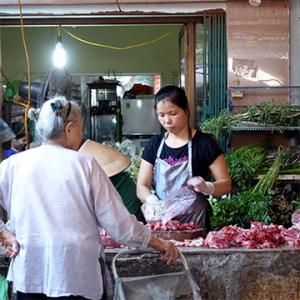 Découverte des marchés de Hanoi