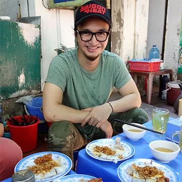 Food tour à Hanoi