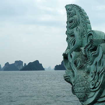 Croisière baie de Bai Tu Long