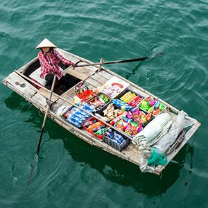 Une croisière en baie de Bai Tu Long