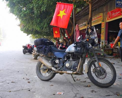 Témoignage voyage moto Carnets d'Asie